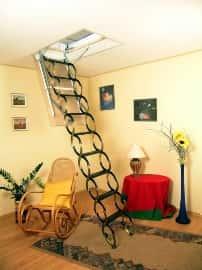 Лестницы складные