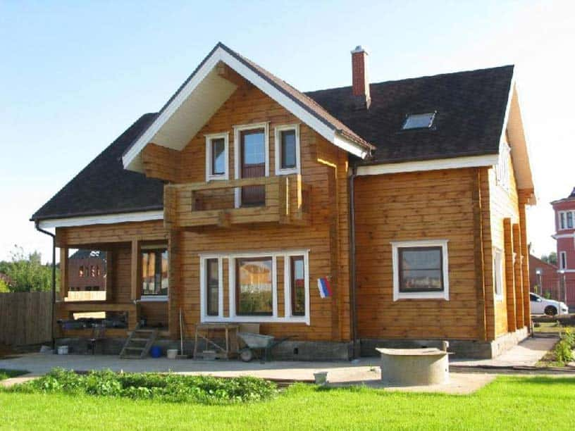 строительство дома из дернва в ипатеку цены керамическую