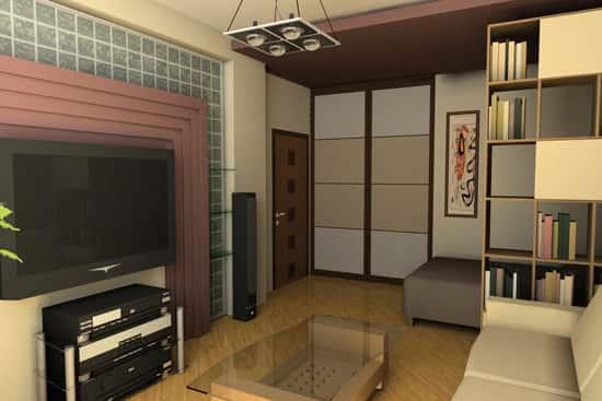 дизайн однокомнатной квартиры фото. дизайн квартир дизайн однокомнатной...