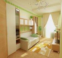 Дизайны маленьких детских комнат для мальчиков