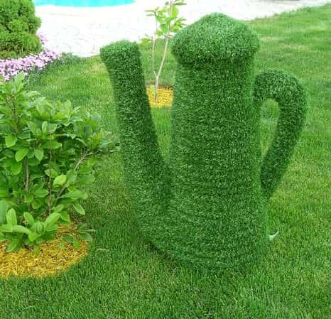 Садовые фигурки своими руками (фото)