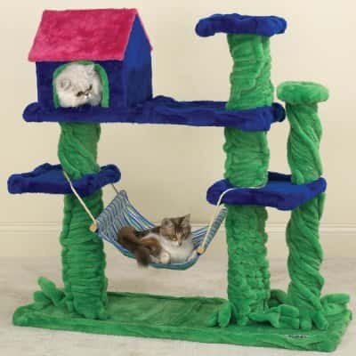 Дома для кошки своими руками