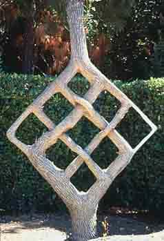 Искусство формирования деревьев (арбоскульптура) - оригинальный ладшафтный дизайн 94435