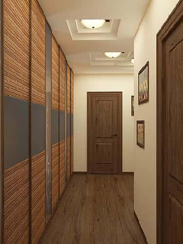 Фото ремонта коридора в квартире своими руками