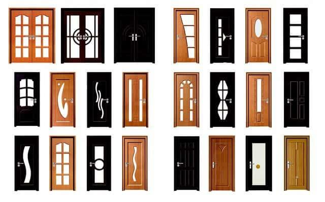 Двери. монтаж дверей межкомнатных.