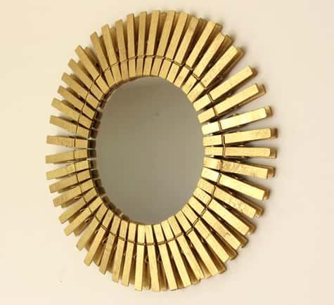 Зеркало в интерьере фото