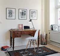 Обустройство рабочего места дома - 30 идей компактных рабочих мест