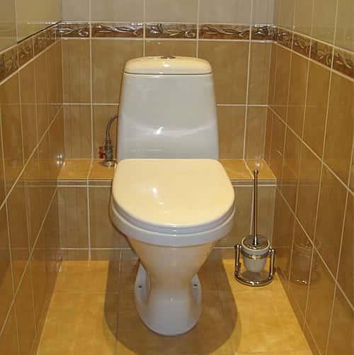 Мозаика в туалет фото дизайн