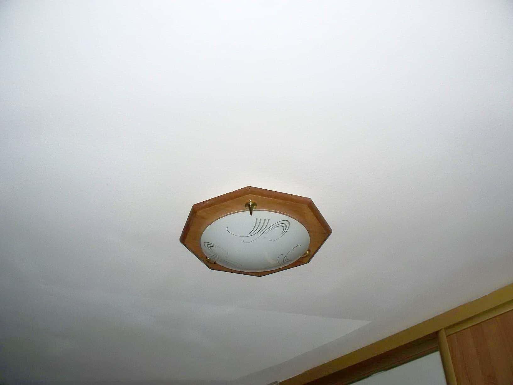 Декорирование потолка своими руками фото