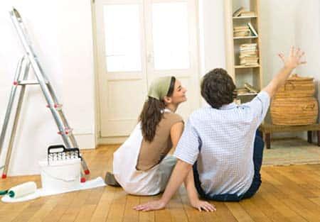 Интересные идеи и мысли по ремонту и интерьеру квартиры