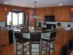 Идеи оформления кухни