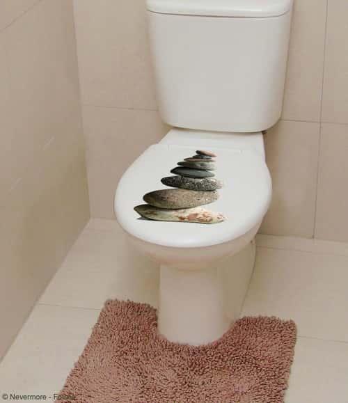 Украшение для туалета своими руками 98