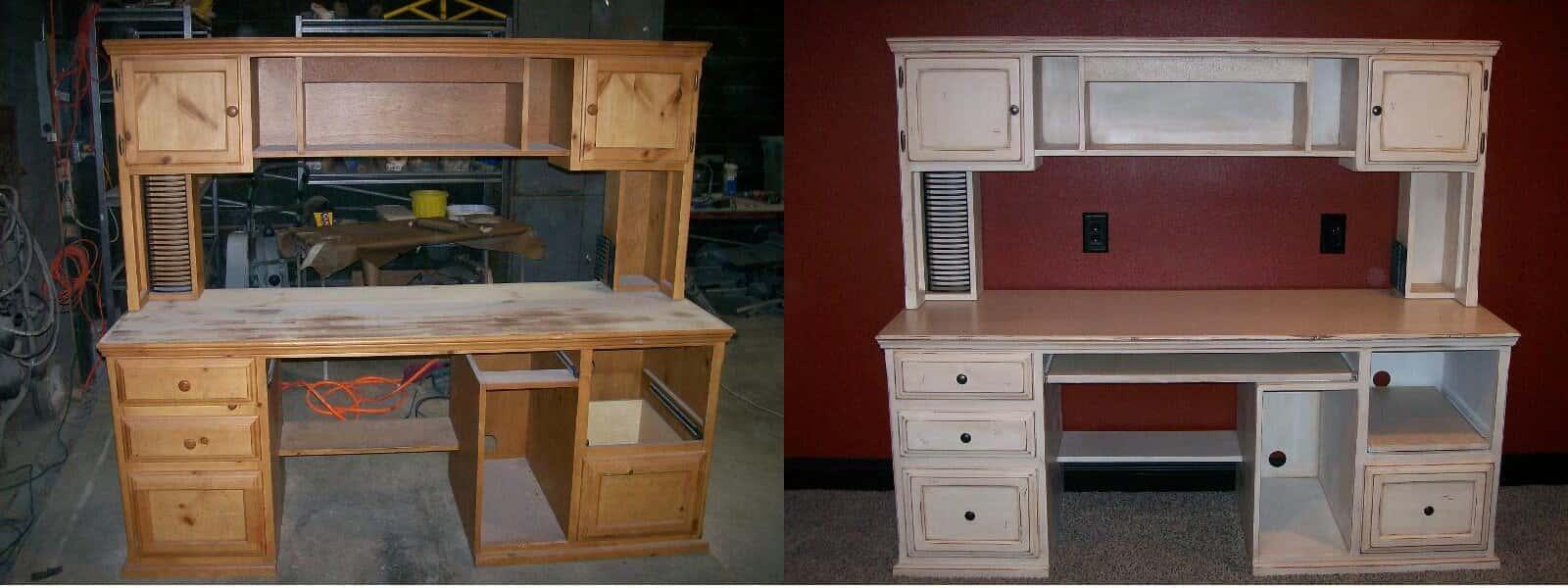 Реставрировать шкаф своими руками