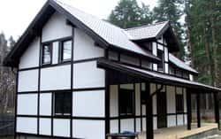 Строительство частного дома – какой материал выбрать?