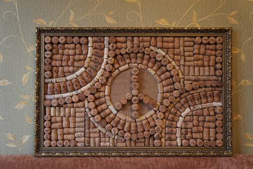 Поделки из винных пробок Мастер в доме 86