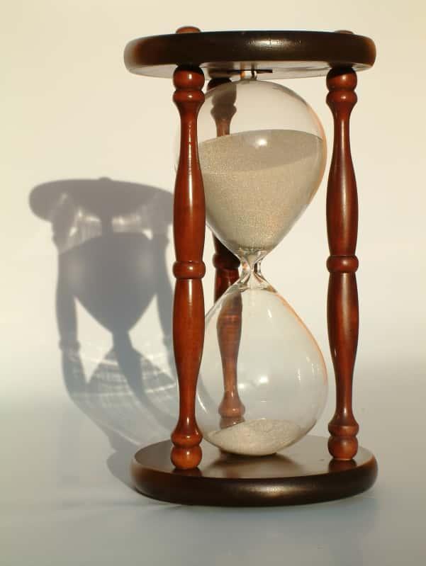 Песочные часы – изысканное украшение любого интерьера
