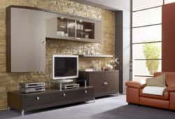 Дизайн стены под телевизор. 31778