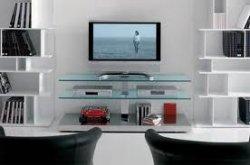 Дизайн стены под телевизор. 86663