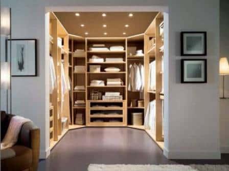 дизайн гардеробной в квартире фото реальные #3