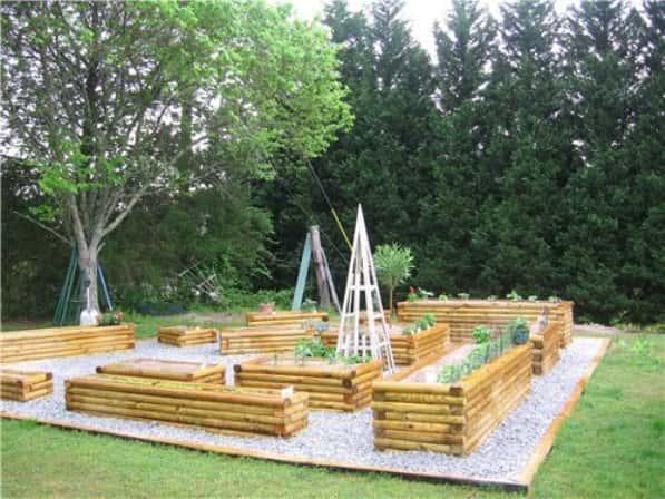 дизайн огорода своими руками фото | Дизайн. Фото: http://design.bigbo.ru/?p=2646