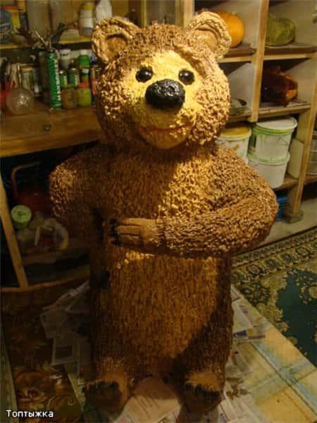 Как сделать своими руками медведь