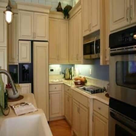 Інтер єр кухні в хрущовці фото