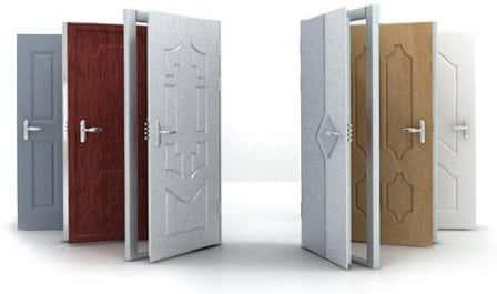 Установка стальной двери - видеоурок