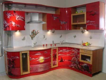 Угловые кухни: 74 фото в интерьере, идеи дизайна
