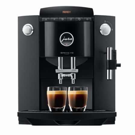 Насколько сложно производить ремонт кофемашины Jura?