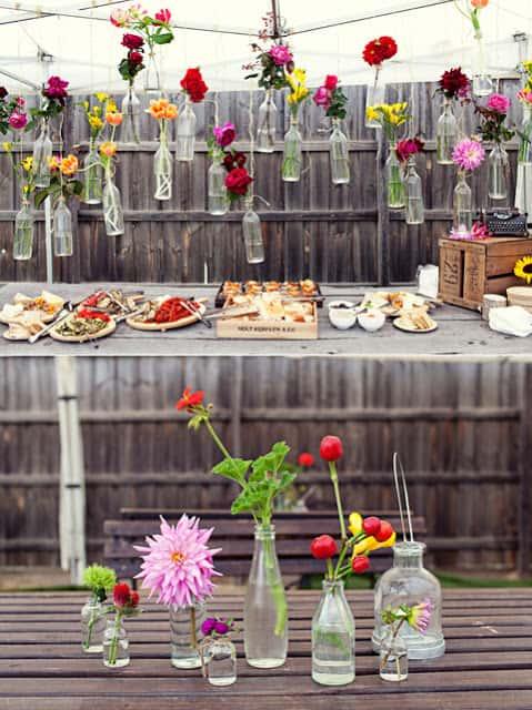 Украшение двора на свадьбу своими руками пошагово