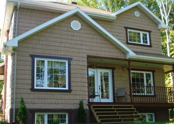 Облицовка фасада дома — какой материал лучше?