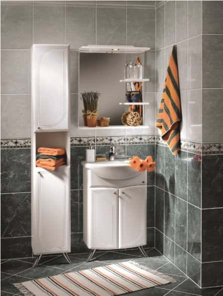 Как выбрать комплект мебели для ванной?