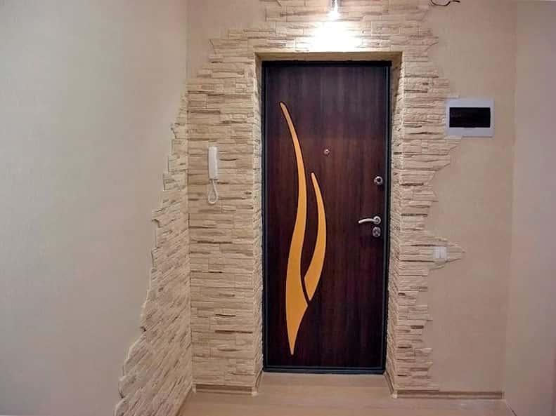 Установка межкомнатных дверей мдф своими руками фото