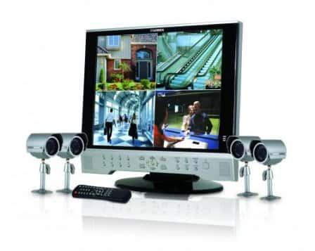 Системы видеонаблюдения и их типы