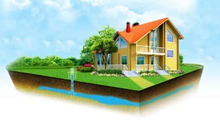 Автономное водоснабжение из скважин