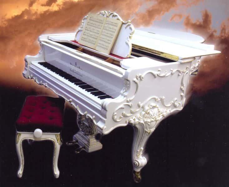 Маленькое пианино своими руками 94