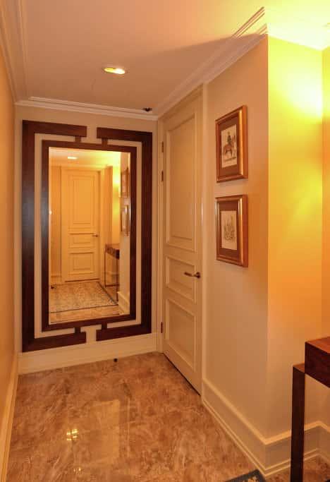 Как сделать коридор уютным и светлым
