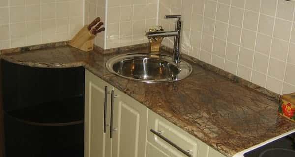 Столешница для кухни телефон бетонная столешница на кухне