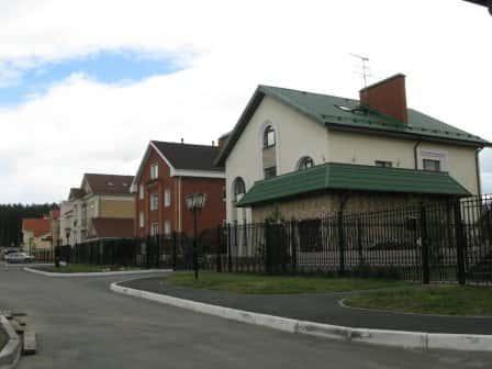 Коттеджные поселки в Свердловской области