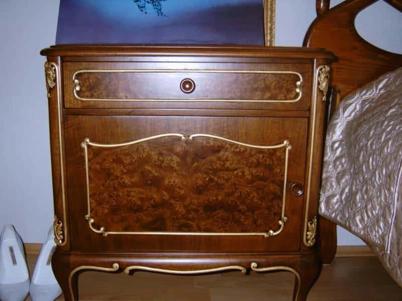 Фото мебели отреставрированной