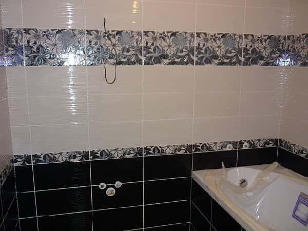 Как правильно класть плитку в ванной своими руками