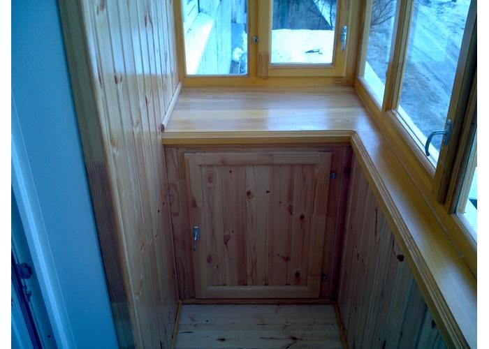 Пошаговая инструкция обшивки пвх панелями балкона фото..