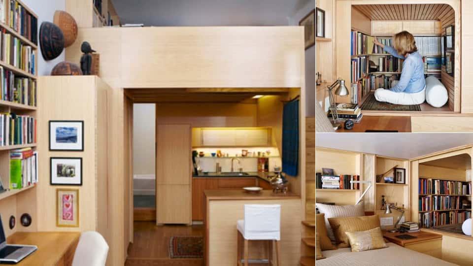 Идеи для малогабаритных квартир фото