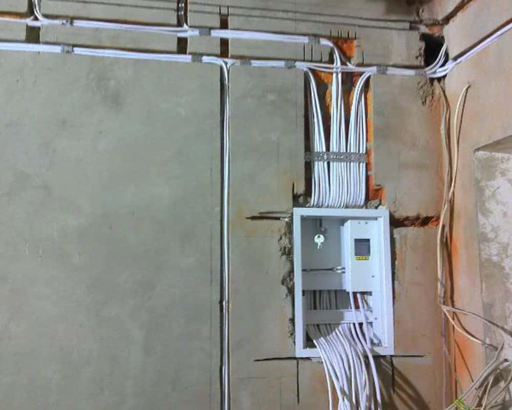 Электропроводка своими руками в квартире видео
