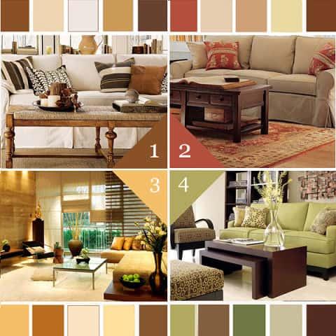 Интерьер светлой гостиной комнаты: 60 избранных фото идей для