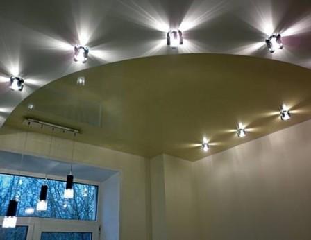 Дизайн виды светильников 49