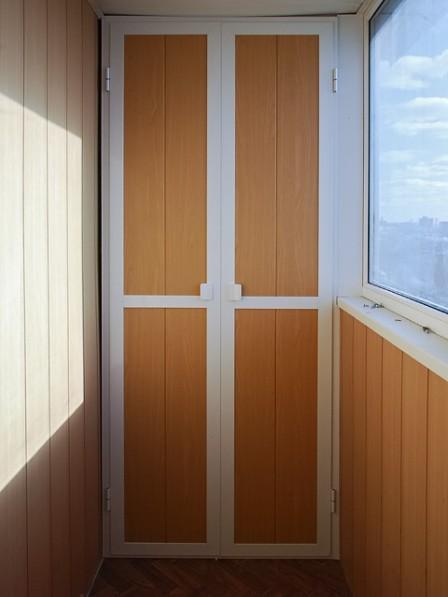 Дверь из панелей своими руками 66