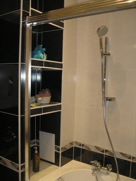 Полки в ванной комнате - 30 идей