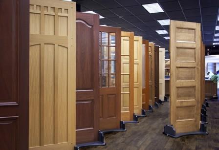Классификация межкомнатных дверей по материалу изготовления
