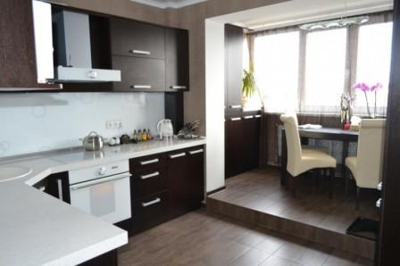 Способы расширения кухонного пространства